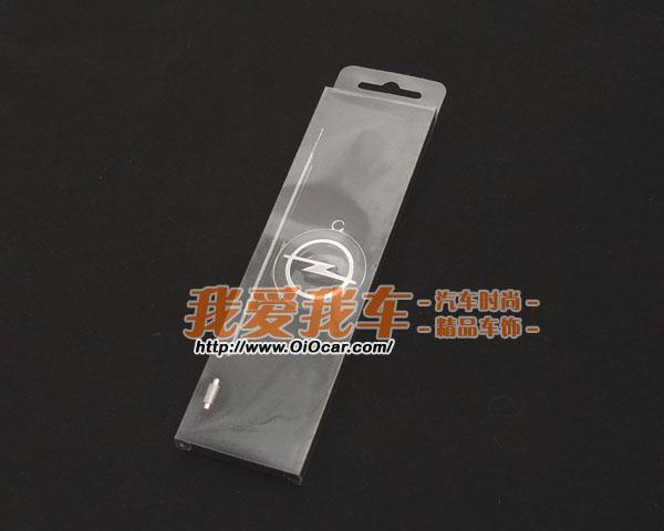 Opel欧宝汽车LOGO标志 金属双面钥匙链高清图片
